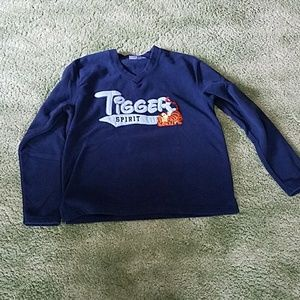 DISNEY TIGGER FLEECE SWEATSHIRT